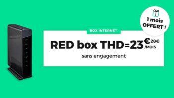Forfait Red Box